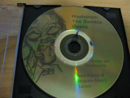 Maelstrom DVD