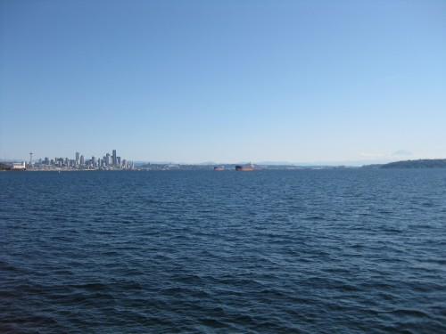 Seattle Harbor